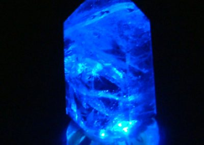 Crystal LED Lamp