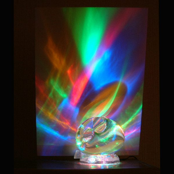 Art Crystal LED Lamp