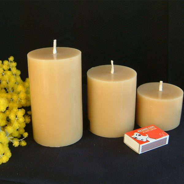 Bees Honey Beeswax Candles
