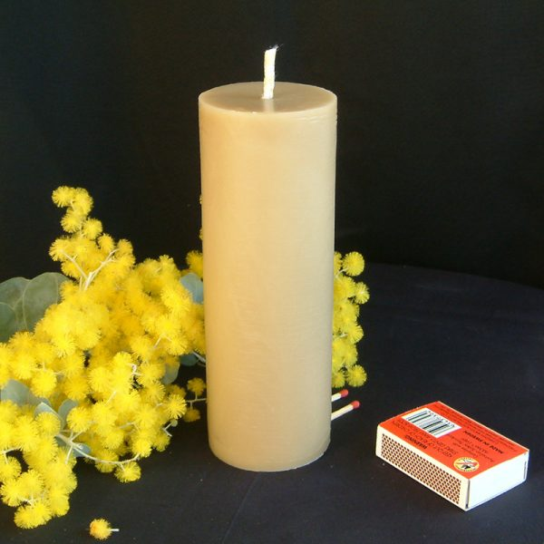 Bees Honey Beeswax Candle